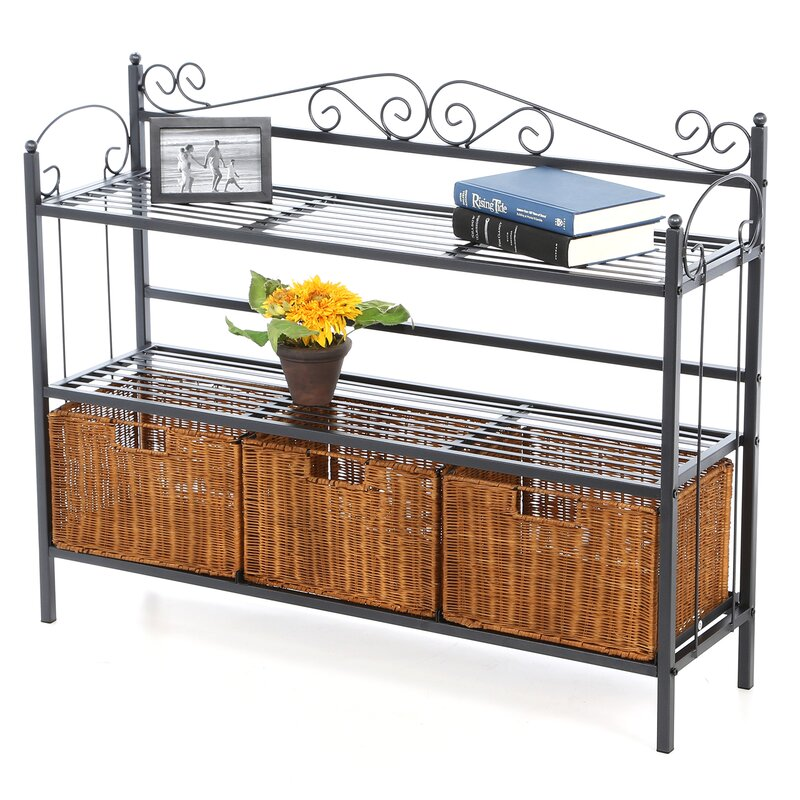 good with drawer bakers google ideas search lovable drawers rack kitchen cheap