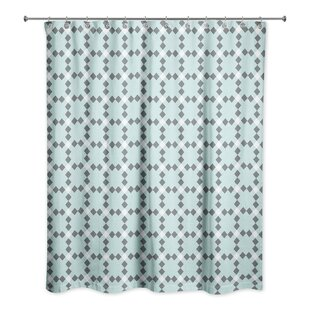 Milla Single Shower Curtain