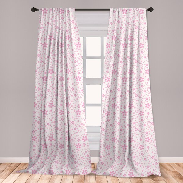 Teen Girls Bedroom Curtains   Wayfair