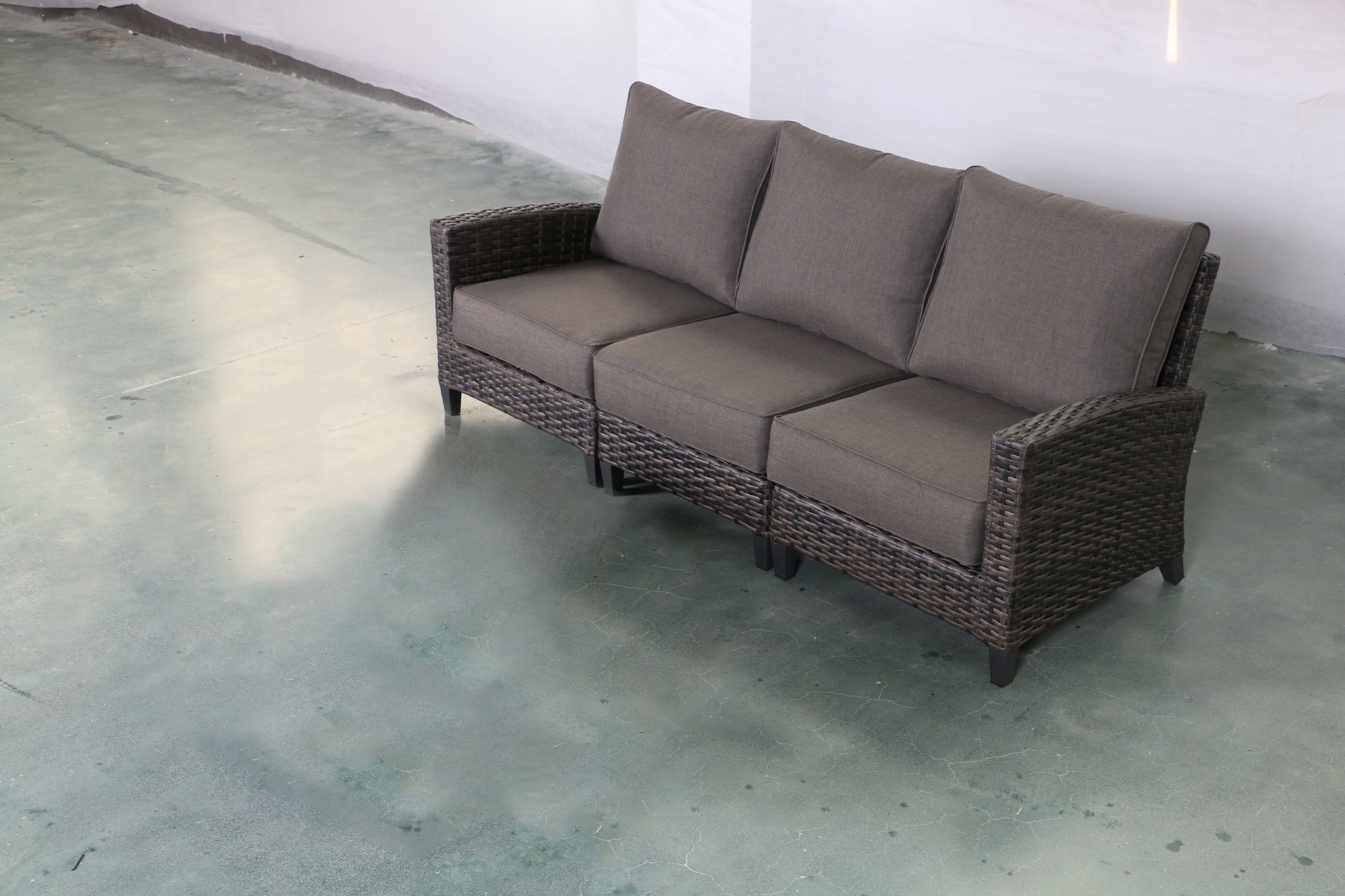 Bayou Breeze Wicker Patio Sofas Loveseats You Ll Love In 2021 Wayfair