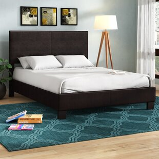 Choquette Queen Upholstered Panel Bed by Winston Porter