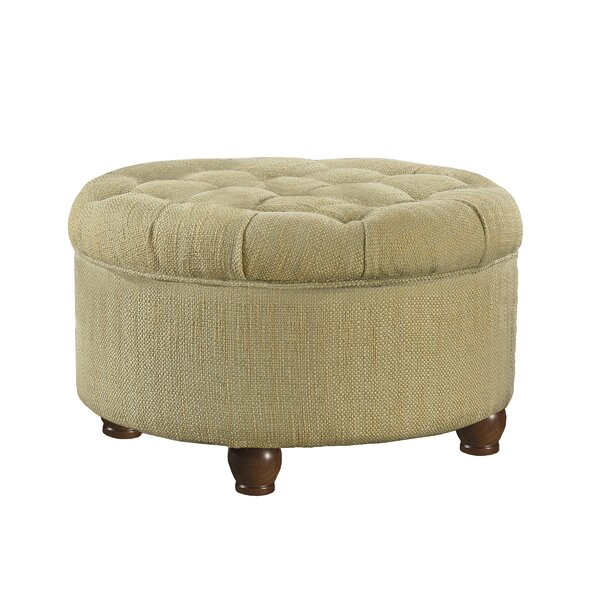 Enjoyable Navy Tufted Ottoman Wayfair Ocoug Best Dining Table And Chair Ideas Images Ocougorg