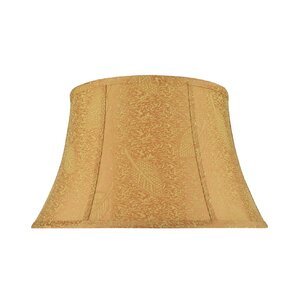 19″ Fabric Bell Lamp Shade
