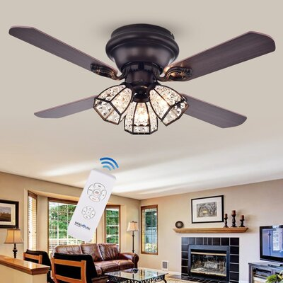 Dc Motor Equipped Ceiling Fans You Ll Love In 2019 Wayfair