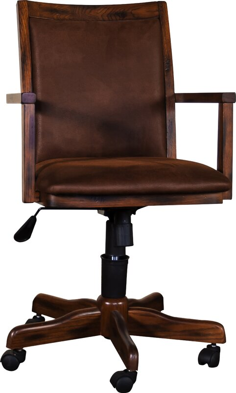 Loon peak fresno desk chair reviews Peak office furniture
