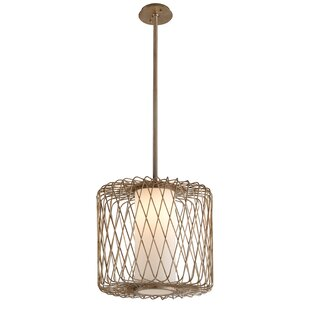 Brayden Studio Bradfield 1-Light Pendant