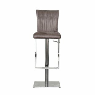 Adjustable Height Swivel Bar Stool by RMG..