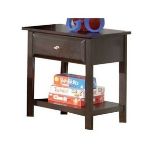 Great choice Velasco 1 Drawer Nightstand By Harriet Bee