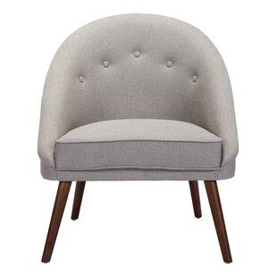 Langley Street Magnolia Bernardston Occasional Barrel Chair