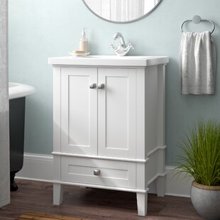 Modena 24 Single Bathroom Vanity Set by Andover Mills