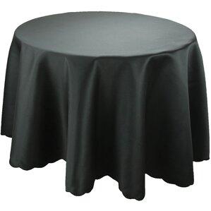 Sadie Polyester Round Tablecloth
