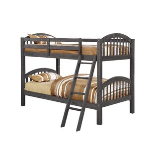 Online Reviews Auerbach Twin over Twin Bunk Bed by Harriet Bee Reviews (2019) & Buyer's Guide