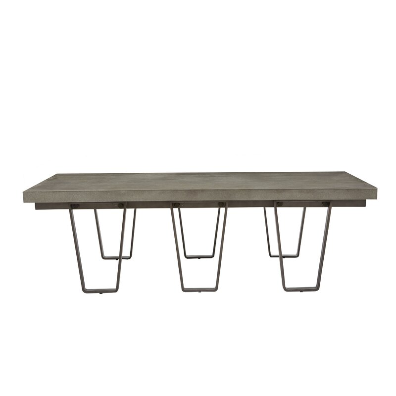 17 Stories  Chigwell Concrete Coffee Table