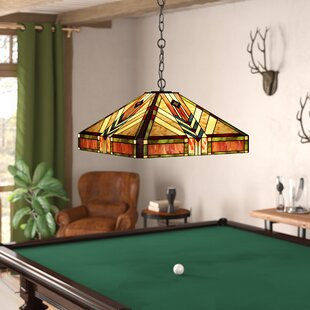Loon Peak Adelange 2-Light Billiard Light
