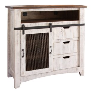 Coralie 3 Drawer Media Combo Dresser