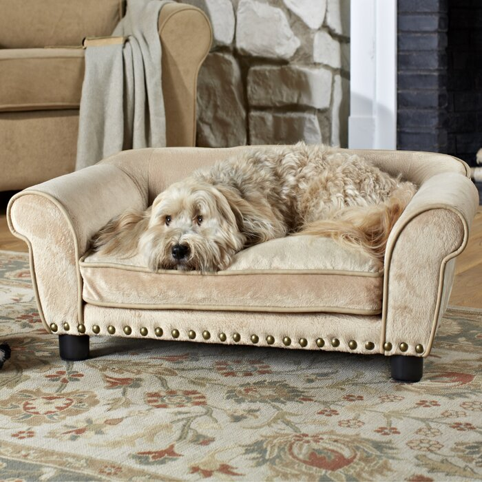 Coolidge Dog Sofa: couch