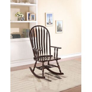 Low priced Meier Rocking Chair by August Grove Reviews (2019) & Buyer's Guide