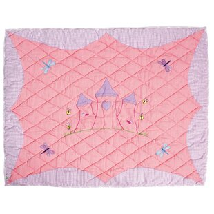 Princess Castle Floor Mat By Win Green