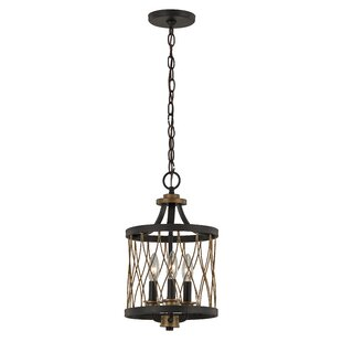 Laurel Foundry Modern Farmhouse Denise 3-Light Drum Pendant