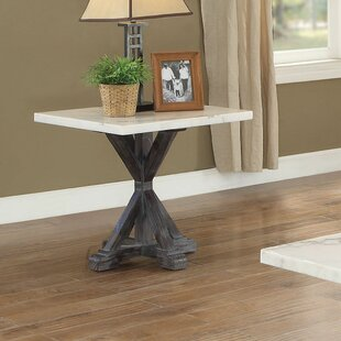 Find for Alexandrea End Table By Gracie Oaks