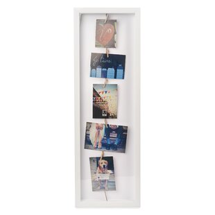 Clothesline Flip Photo Display