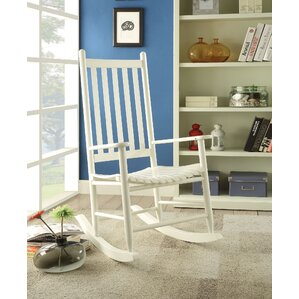 Laik Rocking Chair by ACME Furniture