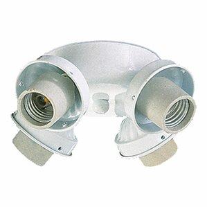 4light branched ceiling fan light kit - Ceiling Fan Light Kits