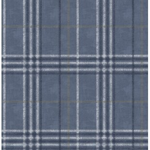 Plaid Gingham Wallpaper Youll Love