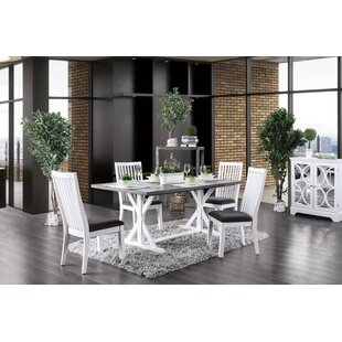Adamou 5 Piece Dining Set