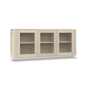 Babcock Wall Mounted Curio Cabinet By Gracie Oaks