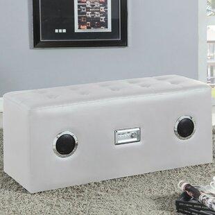 A&J Homes Studio Amanda Upholstered Bench