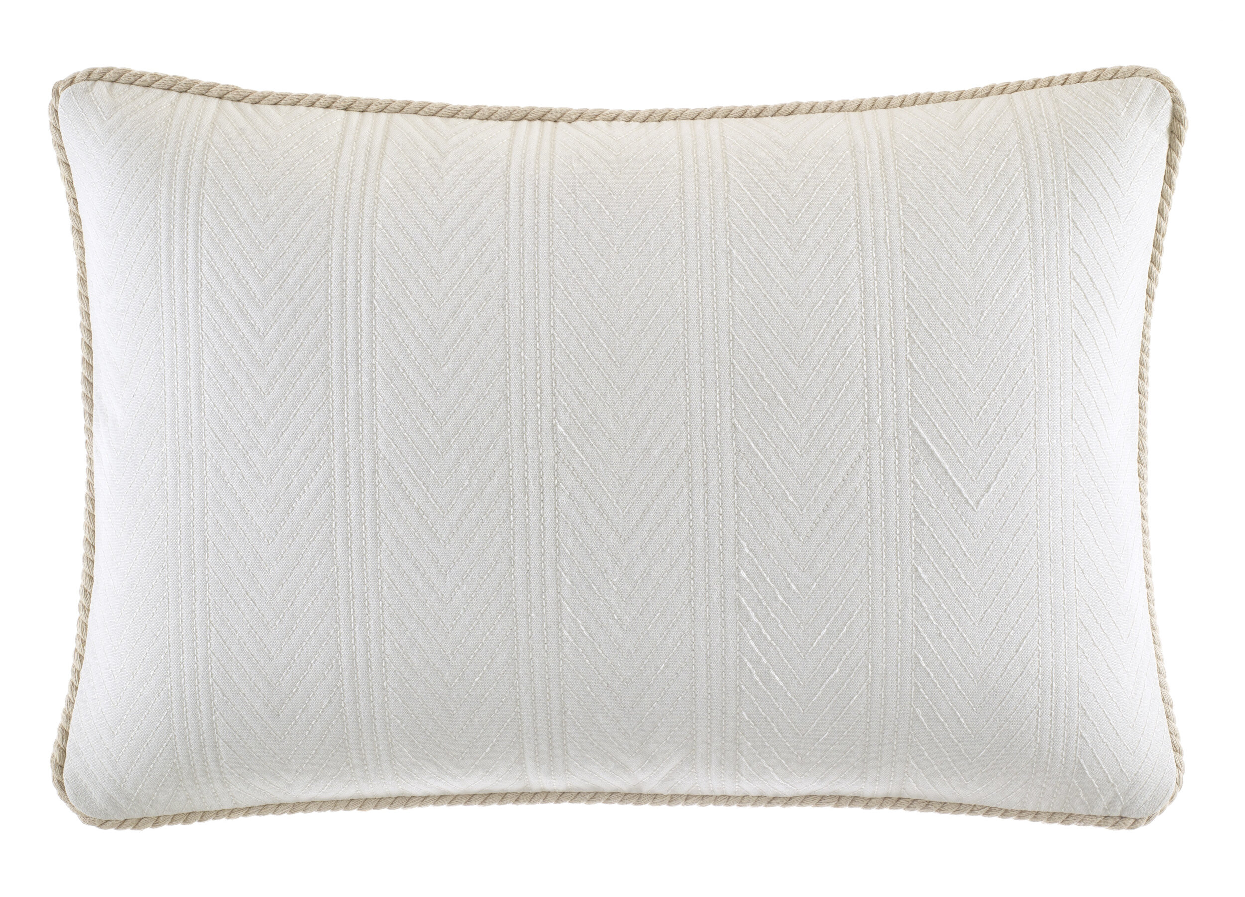 Nautica Saybrook Cotton Lumbar Pillow Reviews Wayfair