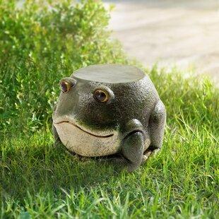 Rivas Frog Garden Stool
