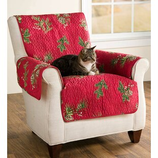 Plow & Hearth Pet Box Cushion Sofa Slipcover