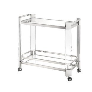 Leicester Bar Cart by Everly Quinn