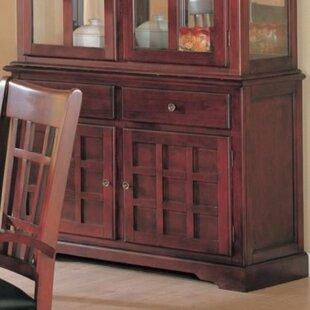 Jepsen Wooden Buffet Server by Winston Porter