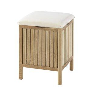 Norway Wood Free Standing Bathroom Stool