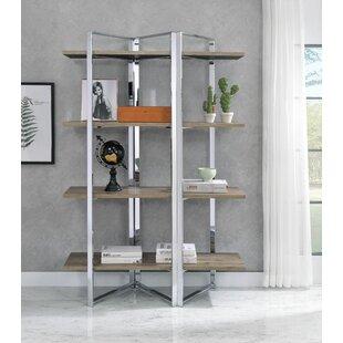 Bedard Standard Bookcase by Brayden Studio
