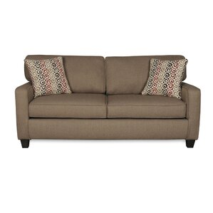 Rafferty Standard Love Seat by Alcott Hill