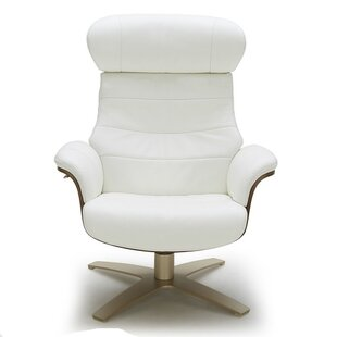 Dakota Swivel Lounge Chair by Corrigan St..