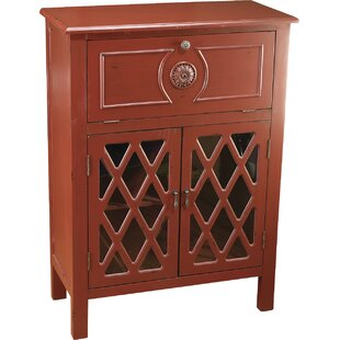 Douglasville 2 Door Accent Cabinet by Charlton Home