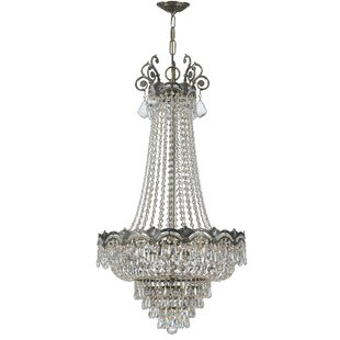 Rupelmonde 8-Light Empire Chandelier by House of Hampton