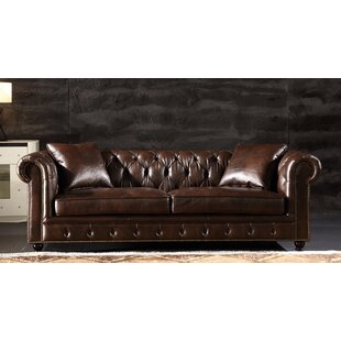 Canora Grey Cozzens Chesterfield Sofa