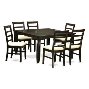 Tamarack 7 Piece Dining Set by Red Barrel..