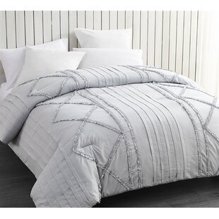 Babcock Ruffles Single Comforter
