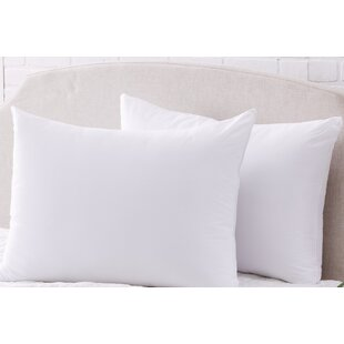 Springs Allergen Barrier Hypoallergenic Standard Polyfill Pillow (Set of 2)
