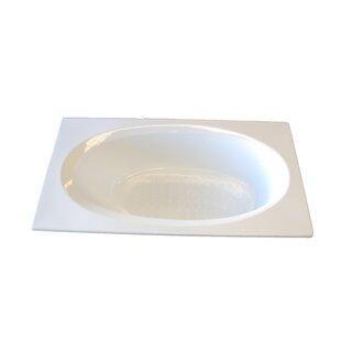 60 x 36 Whirlpool Tub by American Acrylic