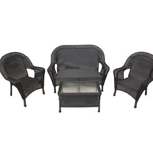 4 Piece Sofa Set