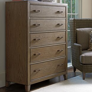 Cypress Point 5 Drawer Chest