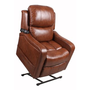 Carson Lift Assist Recliner Therapedic